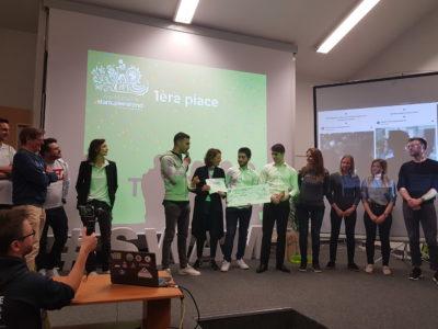 Retour sur la 15e édition du SWAM et le projet gagnant : Teeneo !