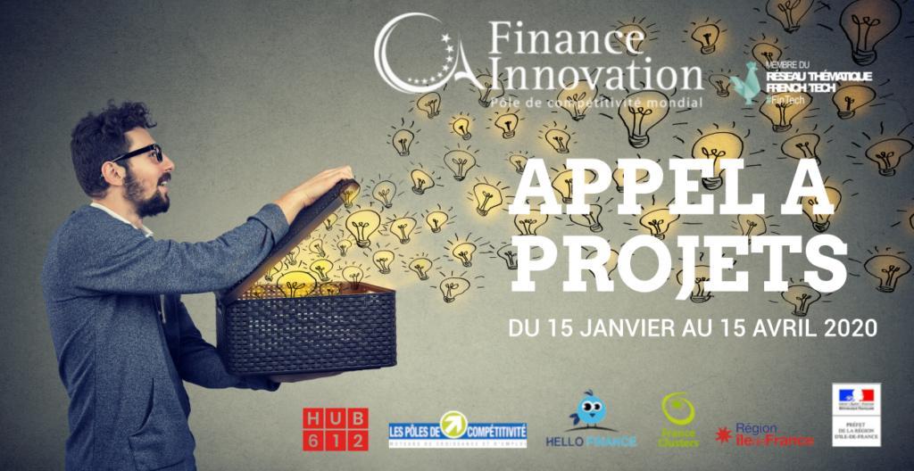 11ème Appel à projets de FINANCE INNOVATION