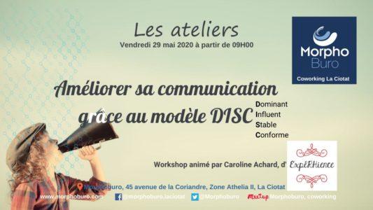 Workshop – Améliorer sa communication grâce au modèle DISC