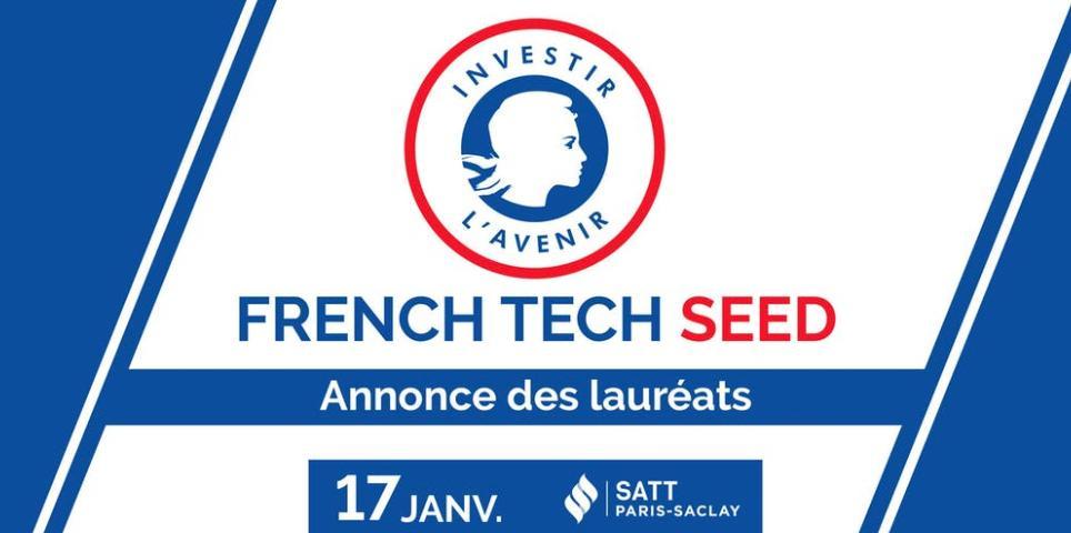 Notre territoire parmi les premiers lauréats « French Tech Seed »