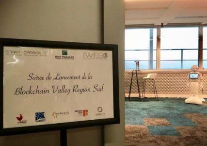 Lancement de la « Blockchain Valley Région Sud » à Marseille