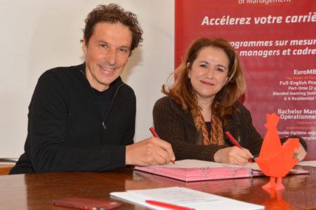 Aix-Marseille French Tech partenaire de l'IAE d'Aix-Marseille