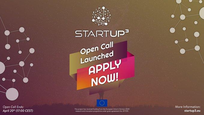 Projet européen STARTUP3