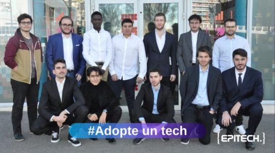 #Adopte un tech – Epitech