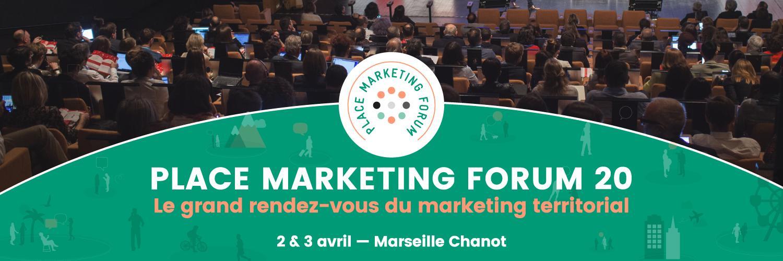 Place Marketing Forum 20, le grand rendez-vous du marketing territorial