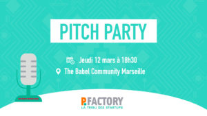 Pitch Party P.Factory @ The Babel Community