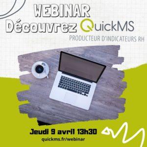 QUICKDEMO : DÉCOUVREZ QUICKMS PRODUCTEUR D'INDICATEURS RH @ QuickMS