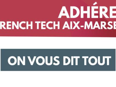 Adhérez à la French Tech Aix-Marseille