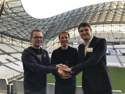 Rakuten France, l'OM et Aix-Marseille French Tech au service des acteurs du e-commerce