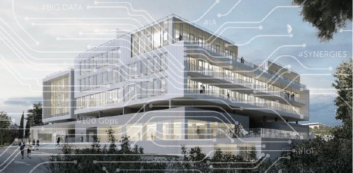 Quanta, le smart building dédié à l'innovation