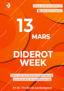 Diderot Week Marseille @ Cours Diderot