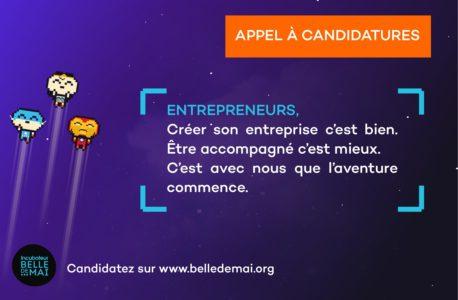 Appel à candidatures ! Vous voulez créer votre entreprise en lien avec les TIC et très R&D&I ?  – Incubateur Belle de Mai