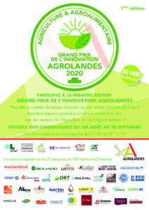 Grand Prix de l'Innovation Agrolandes