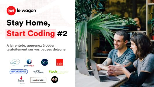 Stay Home Start Coding #2