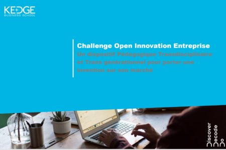 Challenge Open Innovation Entreprise