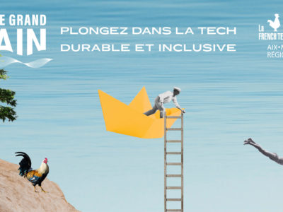 Le Grand Bain, plongez dans la tech durable et inclusive