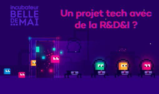 Vous voulez créer votre entreprise en lien avec les TIC et très R&D&I ?