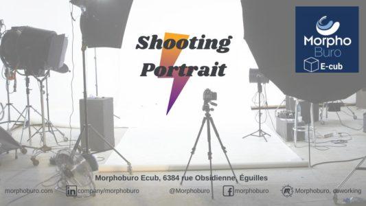 Morpho : Séance Shooting Portrait Professionnel