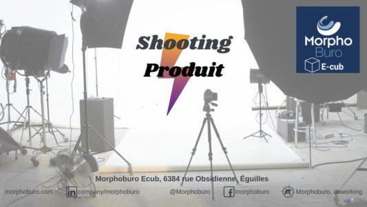 Séance Shooting PRODUIT E-commerce