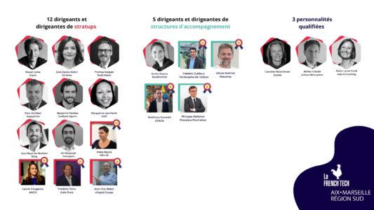 8 nouveaux membres au Board de la French Tech Aix-Marseille !