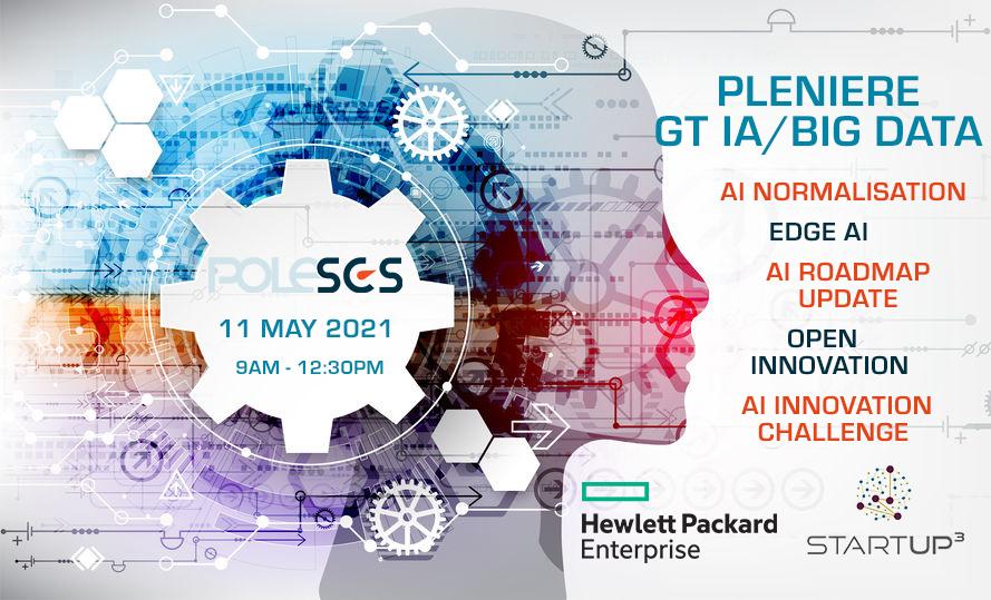 Plénière Groupe de Travail IA / Big Data