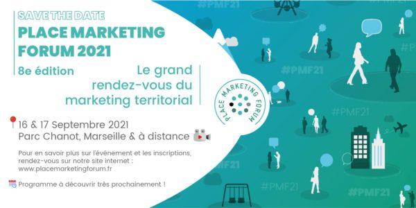 Place Marketing Forum édition 2021