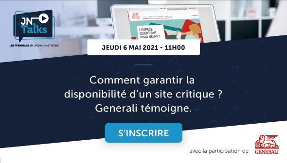 Comment garantir la disponibilité de sites critiques : Generali témoigne !