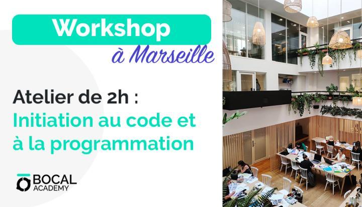 Bocal Academy – Workshop Code Marseille