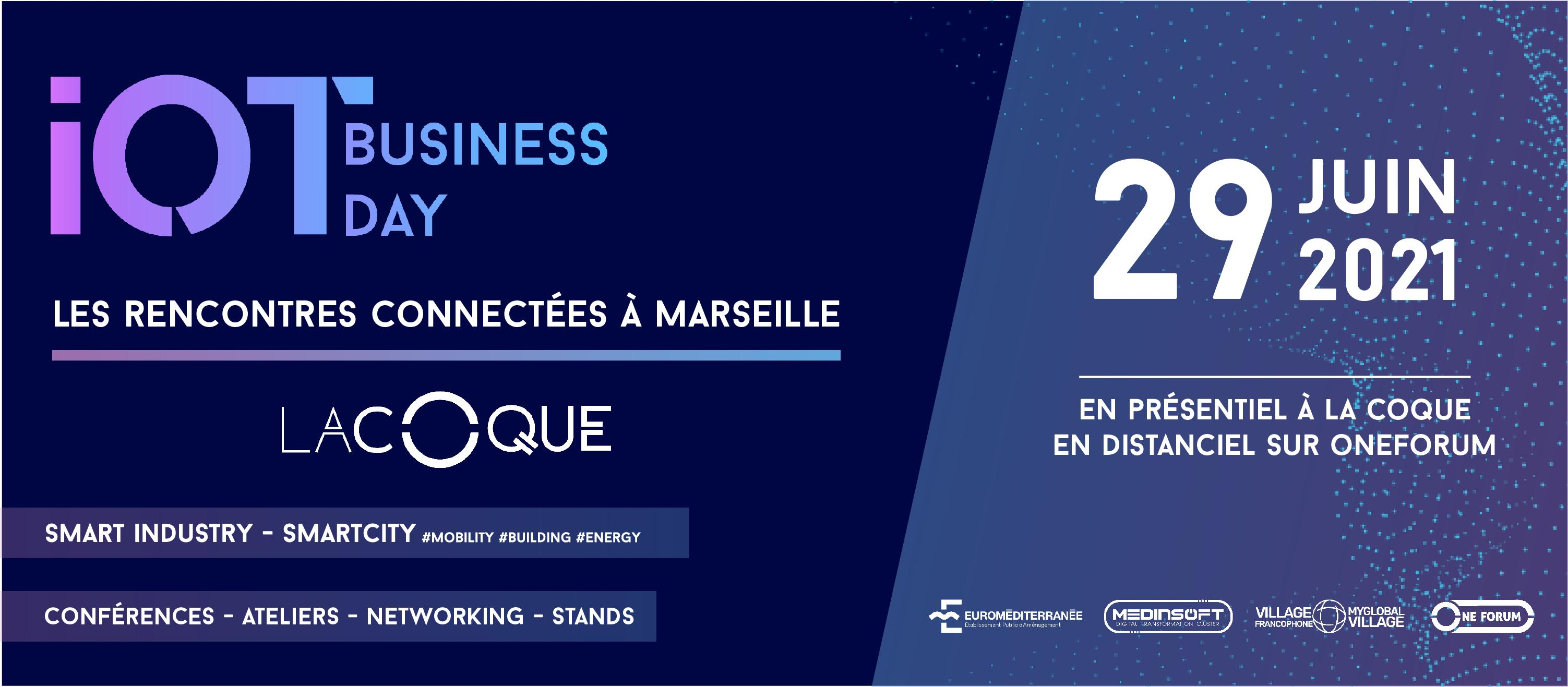 IOT Business Day – 29 juin 2021
