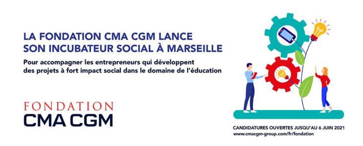 Lancement par la Fondation CMA CGM de l'incubateur social «Le Phare» à Marseille
