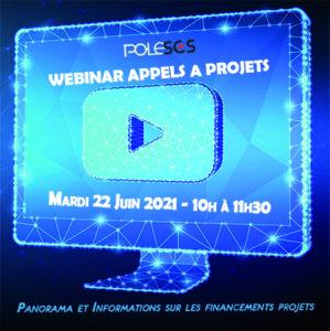 Webinaire Panorama et information sur les financements de projets